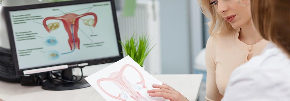 Hinten schwangerschaft geneigt nach gebärmutter Gebärmutter nach